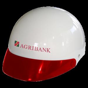 Nón Quảng cáo ngân hàng Agribank