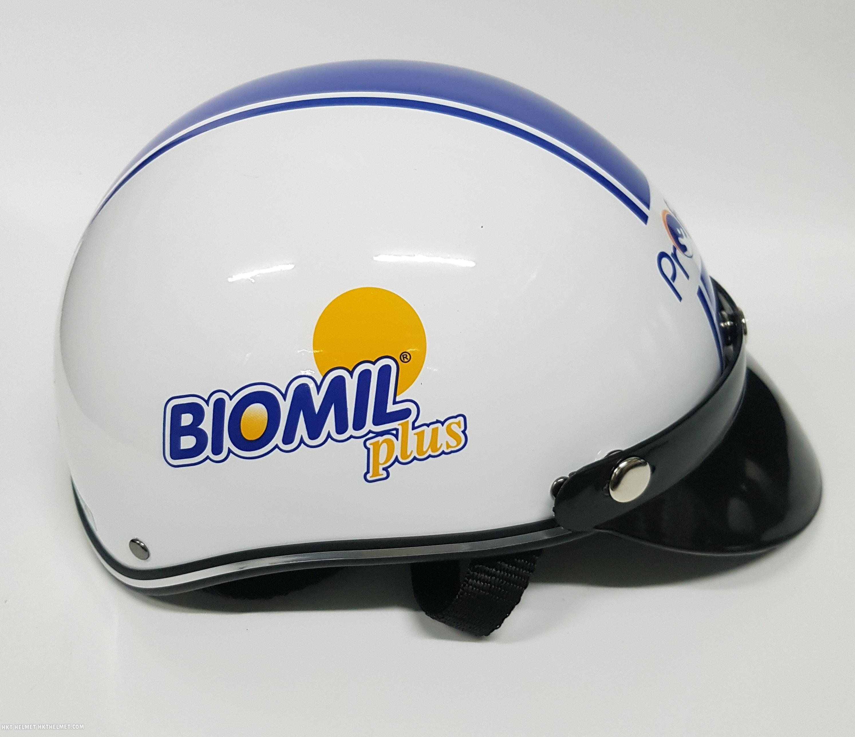 Nón Quảng Cáo Công Ty BIOMIL Plus
