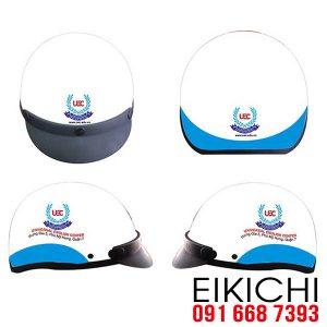 Dịch vụ làm mũ bảo hiểm quà tặng theo yêu cầu tphcm - EiKiChi