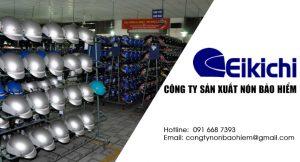công ty sản xuất nón bảo hiểm tphcm giá rẻ