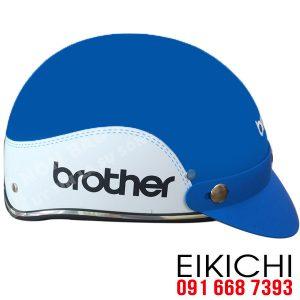 Xưởng mũ bảo hiểm - in logo lên mũ bảo hiểm