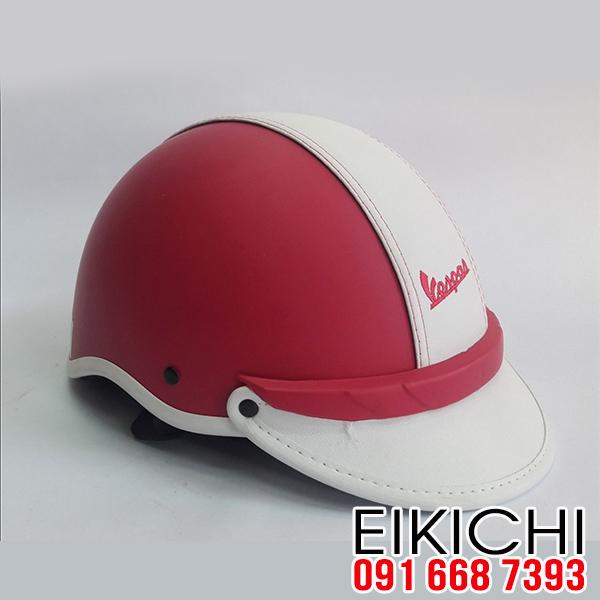 Mẫu nón bảo hiểm đại lý xe Honda, Yamaha, Vespa