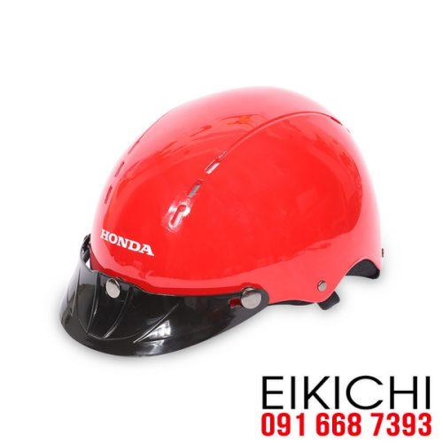 Mẫu nón bảo hiểm Honda làm quà tặng QT01 ở TPHCM xưởng sản xuất EiKiChi