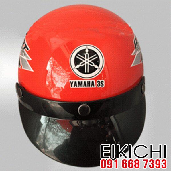 Mẫu nón bảo hiểm Yamaha làm quà tặng ở TPHCM xưởng sản xuất EiKiChi