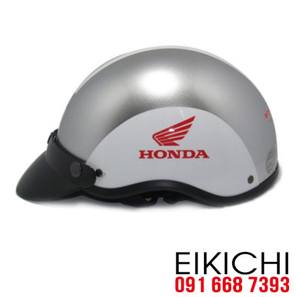 Mẫu nón bảo hiểm Honda làm quà tặng ở TPHCM xưởng eikichi