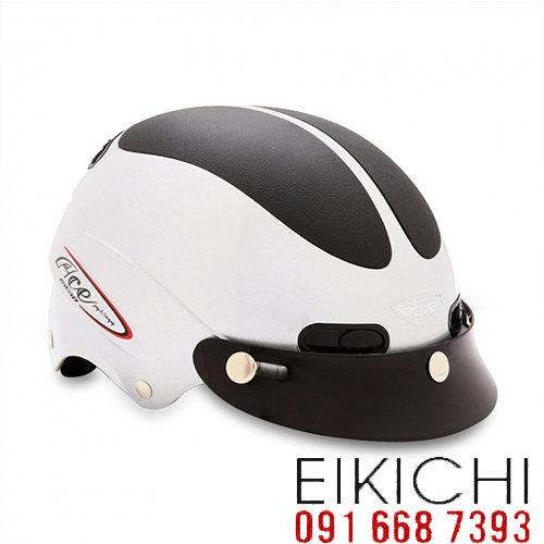 Mẫu nón bảo hiểm quảng cáo Ace làm quà tặng ở TPHCM xưởng sản xuất Eikichi
