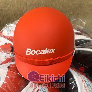 Eikichi nhận làm nón bảo hiểm quà tặng khách hàng cho thực phẩm chức ăn BOCALEX