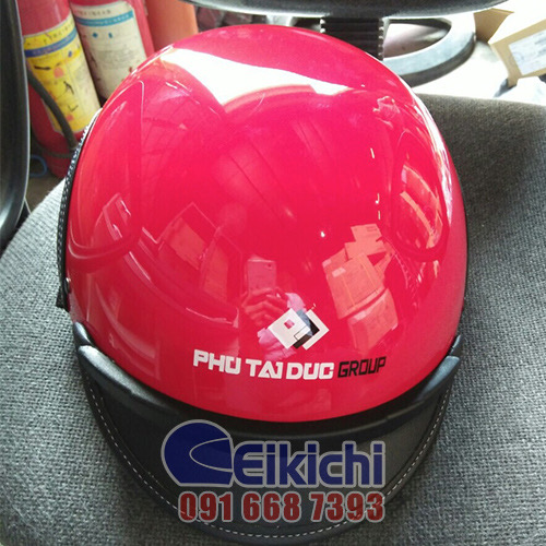 Mẫu nón bảo hiểm của công ty Phú Tài Đức Group